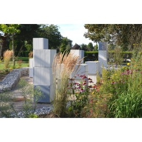 Case columbarium sur mesure - Exemple