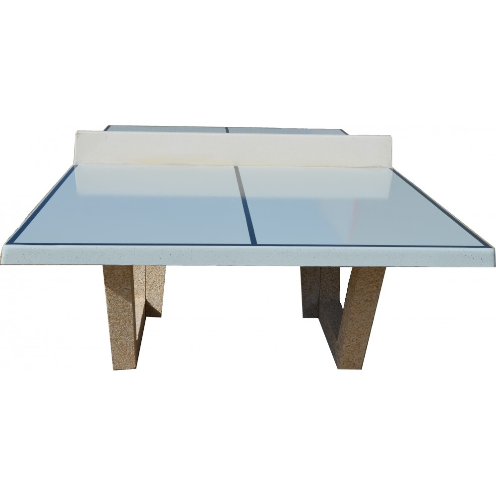Table Ping Pong Tennis De Table En B 233 Ton