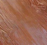 béton matricé aspect bois