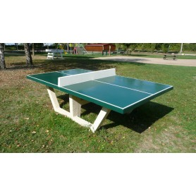 Table ping-pong standard
