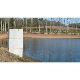 Bonde d'étang 100x140