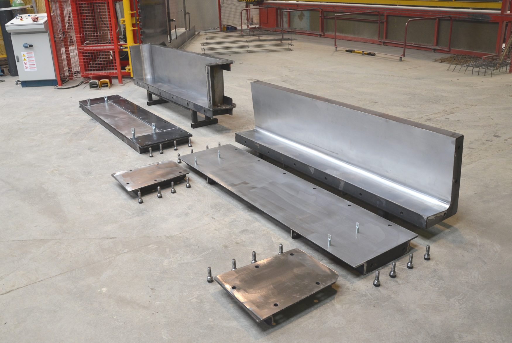 Fabriquer Un Banc D Angle la fabrication des moules - lebeau moulages beton